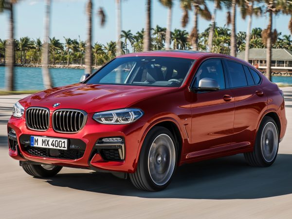 BMW X4 M – Upclose with the new 2019 model