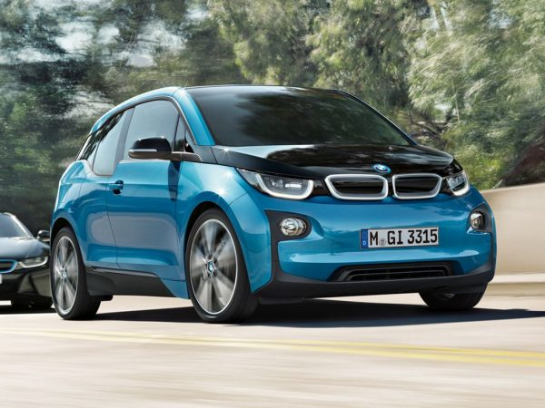 BMW i3 – A small, up to the market electric car with an optional range-extending engine