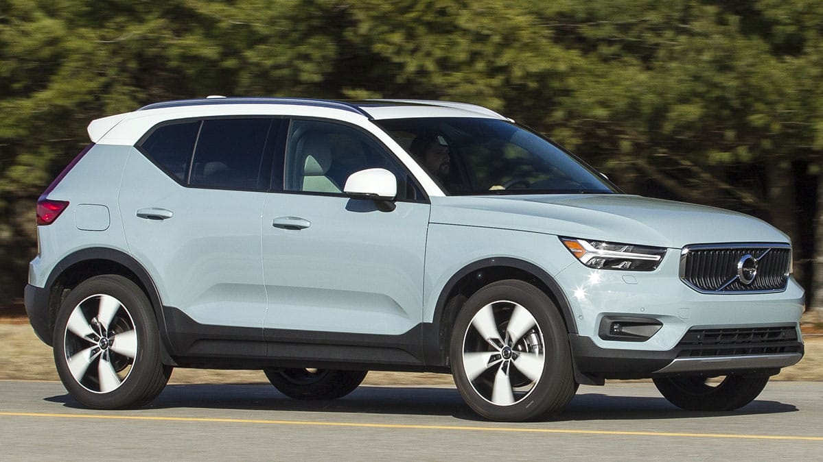 Volvo xc40 SUV 2019 – Great for the Long Haul