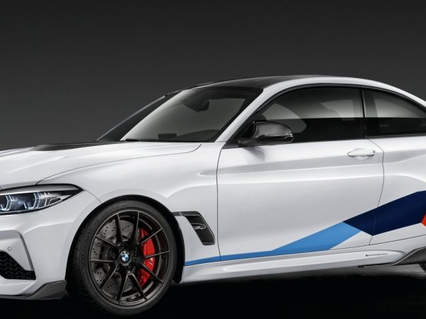 BMW M2 – Unleash an M-powered coupe